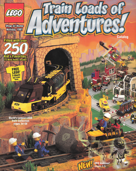 BrickLink - Catalog c97sahhol1 : Lego 1997 Shop at Home - Holiday ...