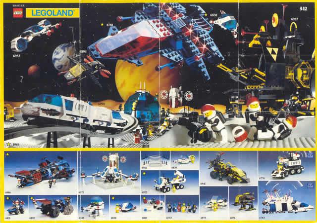 BrickLink - Catalog m89eusp : Lego 1989 Mini Space (108483-EU) [1989