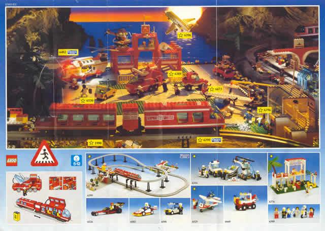 BrickLink - Catalog m90euto : Lego 1990 Mini Town (113183-EU) [1990