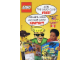 Catalog No: 4114949  Name: 1998 Insert - LEGO Club - US/Canadian (4114949)