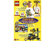 Catalog No: 4126716  Name: 1999 Insert - Lego Direct - US/Canadian with Set 6459 (4126716)