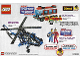 Catalog No: 4130250  Name: 2000 Insert - Lego Direct - US/Canadian Technic (4130250)