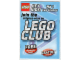 Catalog No: 4170585-2  Name: 2002 Insert - LEGO Club - US/Canadian Sky Blue Version (4170585)