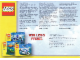 Catalog No: 4216103  Name: 2003 Insert - Internet Survey Promotion (4216103)