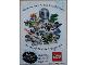 Catalog No: 4326074  Name: 2000 Insert - Contest LEGO 2000 Hits 'Stem op jouw 3 LEGO 2000 Hits en word zelf een mega-hit'
