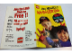 Catalog No: 822579  Name: 1995 Insert - LEGO Club - US (822579)