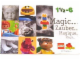 Catalog No: c01dup  Name: 2001 Small Duplo - 'Magic Zauber Magique Magia' (4157590)