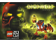 Catalog No: c02am5  Name: 2002 Medium America - Bionicle Cover (4170580/4170581)