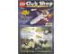 Catalog No: c02csmar  Name: 2002 Lego Club Shop March / April