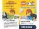 Catalog No: c14bein  Name: 2014 Insert - Lego Club - VERTEL HET DOOR