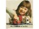 Catalog No: c72behom  Name: 1972 Medium Belgium Mobilier pour maison de poupée - Poppenhuisinstallatie (97410-Be)