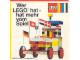 Catalog No: c72de3  Name: 1972 Medium German - Wer LEGO hat - hat mehr vom Spiel (97354-Ty)