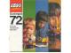 Catalog No: c72de6  Name: 1972 Large German (97320-Ty) #2 (LEGO GmbH, Hohenwestedt)