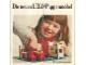 Catalog No: c73de4  Name: 1973 Medium German Die neuen Lego Puppenmöbel (97660-Ty)