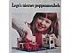 Catalog No: c73nl6  Name: 1973 Medium Dutch Lego's nieuwe poppenmeubels (97660-Ho)