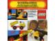 Catalog No: c76ch  Name: 1976 Large Swiss Für LEGO Konstrukteure Pour les ingénieurs LEGO (98416-Schw)