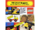 Catalog No: c76dk  Name: 1976 Large Danish Til LEGO byggere (98416-Da)