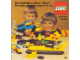 Catalog No: c77de2  Name: 1977 Large German Für LEGO Meister-Konstrukteure 57 (98761-D)