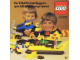 Catalog No: c77dk2  Name: 1977 Large Danish For LEGO mesterbyggere 57 (98761-DK)