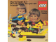 Catalog No: c77fr  Name: 1977 Large French Pour les Experts LEGO 57 (98761-F)