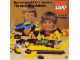 Catalog No: c77nl  Name: 1977 Large Dutch Voor ervaren LEGO bouwers 57 (98761-NL)