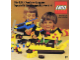 Catalog No: c77se2  Name: 1977 Large Swedish För LEGO mästerbyggare 57 (98761-S)