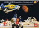 Catalog No: c79desp  Name: 1979 Large German LEGOLAND Raumfahrt-Gewinnspiel 24 x 17 cm (99.615-D)