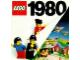 Catalog No: c80eu  Name: 1980 Large European (106181/106281-EU II (D/A/CH/NL/B))