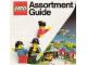 Catalog No: c80us2  Name: 1980 Medium US Assortment Guide (106917/107017-US)