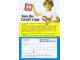 Catalog No: c82LCin  Name: 1982 Insert - Lego Club UK