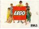Catalog No: c83spg  Name: 1983 Medium Spanish / Portuguese / Greek (100984/101084 IB (E-P-Gr))