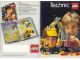 Catalog No: c84eut2  Name: 1984 Medium Technic European (105378/105478 EU III (UK/F/B))