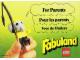 Catalog No: c85euf3  Name: 1985 Small Fabuland European - For Parents (109178/109278-EU III (UK/F/B))