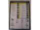 Catalog No: c88usdac1  Name: 1988 Medium US DACTA Foldout - Survey of the elements of the contents of the LEGO TECHNIC boxes Set No. 1030 - 1032 - 9605 (108517-USA)