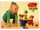 Catalog No: c89ukdup  Name: 1989 Medium Duplo UK (921161-UK)