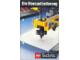 Catalog No: c90det  Name: 1990 Medium Technic German Foldout - Die Herausforderung (921387-D)