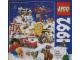 Catalog No: c92dk2  Name: 1992 Large Danish Christmas Edition (922038-DK)