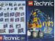 Catalog No: c92dktec1  Name: 1992 Medium Technic Danish Foldout (922043-DK)