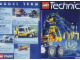 Catalog No: c92eutec1  Name: 1992 Medium Technic European Foldout (100980/101080 EU-I (DK/N/S/SF))