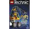 Catalog No: c92eutec3  Name: 1992 Medium Technic European Foldout (100978/101078 EU-III (UK/F/B/NL))
