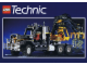 Catalog No: c92frtec1  Name: 1992 Large Technic French Foldout 26 x 18 cm (922851-F)