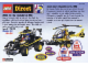 Catalog No: c96LDin  Name: 1996 Insert - Lego Direct - US/Canadian Technic (4103354)