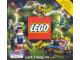Catalog No: c99de1  Name: 1999 Large German  #1 (Mit Teilnahmeschein für die 16. Deutsche LEGO Meisterschaft - (927.070-D)