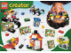 Catalog No: m01cre  Name: 2001 Mini Creator (4155520/4155518)