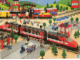 Catalog No: m85eutr  Name: 1985 Mini Train European (110083)