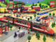 Catalog No: m86eutr  Name: 1986 Mini Train (113683)