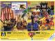 Catalog No: m89us  Name: 1989 Mini Pirates / Castle (109617-US)