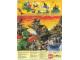 Catalog No: m94naca  Name: 1994 Mini Castle North America (996717-NA)