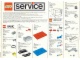 Catalog No: s88eu2  Name: 1988 Medium Service Packs GB/F/NL/B (102578/102678)