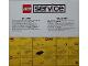 Catalog No: s89be  Name: 1989 Large Service Packs Belgium (921159-B)